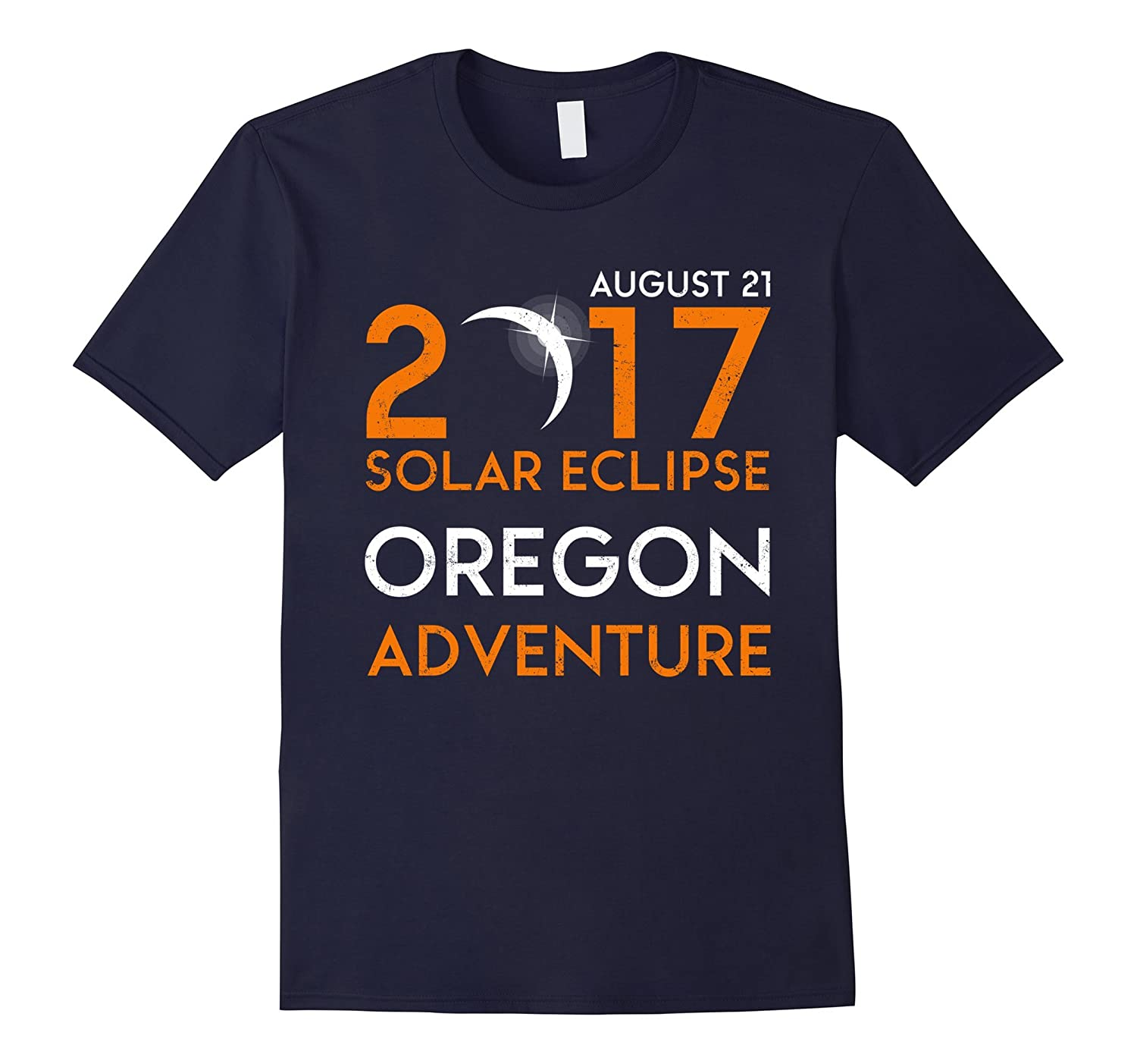 2017 Solar Eclipse Oregon Adventure T-Shirts