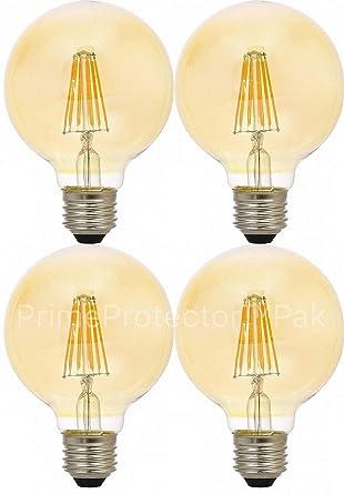 Sylvania 79601 - Juego de 4 bombillas LED (4 unidades, 40 W, equivalente