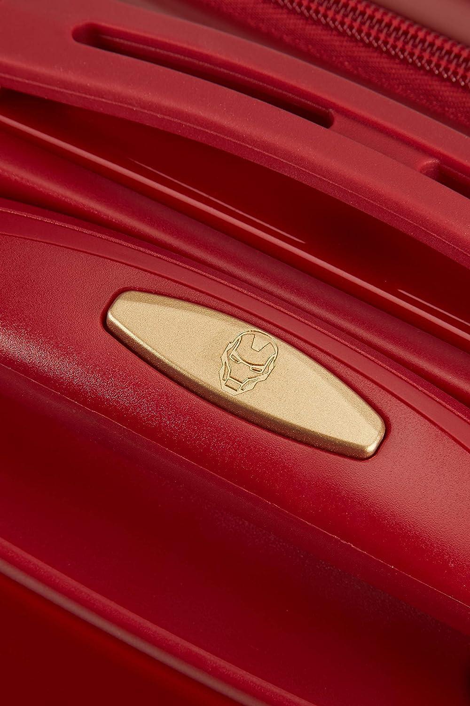 Samsonite Disney Ultimate Suitcase 55 cm 35.5 Litres Iron Man Red