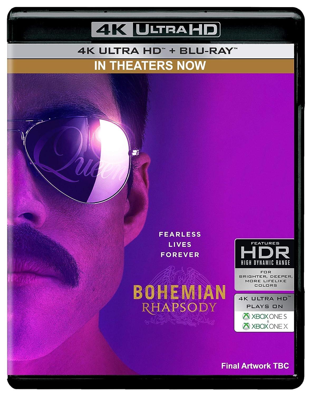 Bohemian Rhapsody (2018) ORIGINAL Untouched BD DD5.1 CH 448Kbps AC3 Hindi Audio 431MB