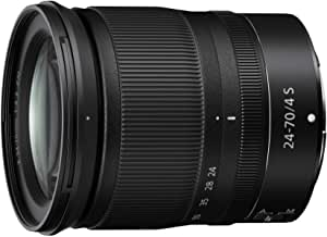 Nikon 20072 Z 24-70MM f/4 S Lens, Black