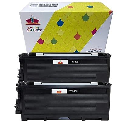 TN350 Black Toner Cartridge Fits Brother TN-350 HL-2030 HL-2040 HL-2070