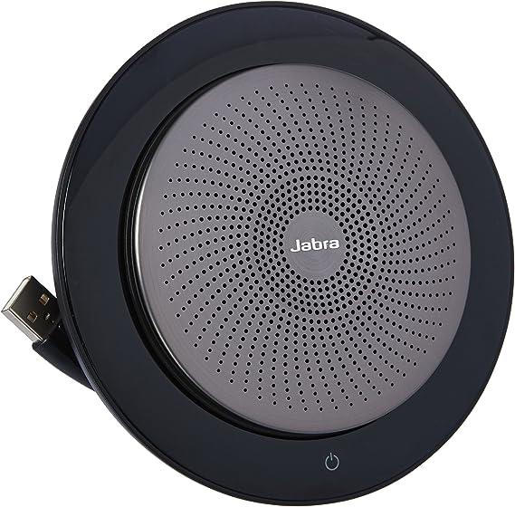 Jabra Speak 710 UC Wireless Bluetooth Speaker for Softphone and Mobile Phone – Easy Setup