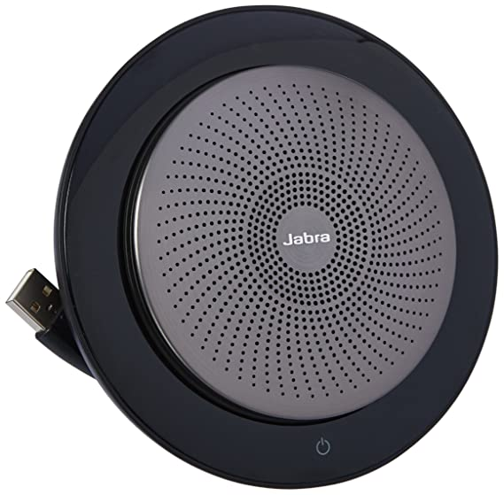 c24b2460d40 Jabra Speak 710 UC Wireless Bluetooth Speaker & Speakerphone for Softphone  and Mobile Phone - Android & Apple Compatible - UC Optimized: Amazon.ca:  Cell ...