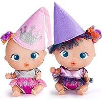 The Bellies - Ropita divertida, disfraz reversible Princesita
