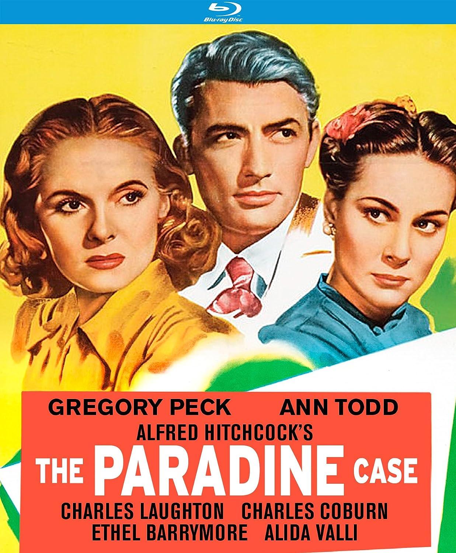 The Paradine Case bluray: Amazon.co.uk: DVD & Blu-ray