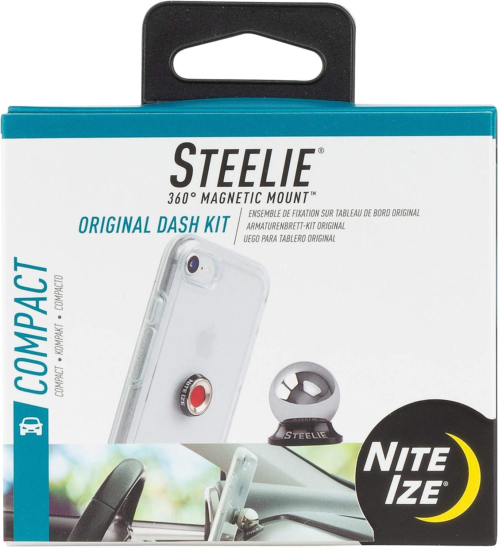 Nite Ize Stck 11 R8 Steelie Car Mount Kit Auto Halterung Für Smartphones Und Gps Elektronik
