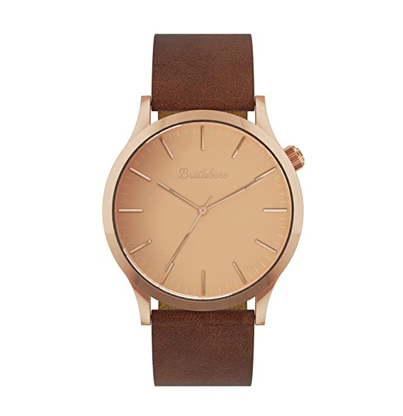 Reloj BRATLEBORO ROSE GOLD MIRRORED