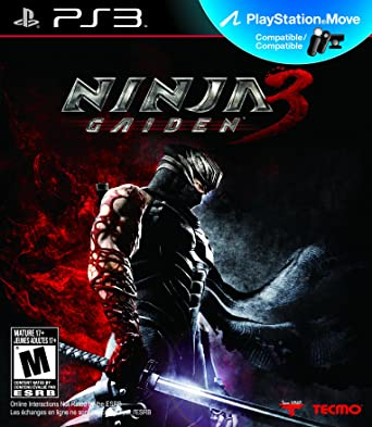 Amazon Com Ninja Gaiden 3 Playstation 3 Video Games