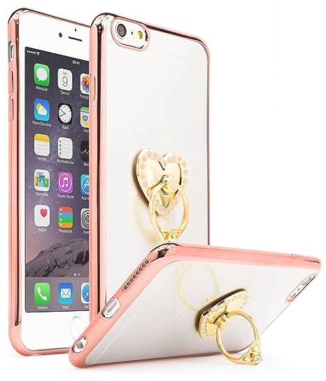 iphone 6 plus cases rose gold