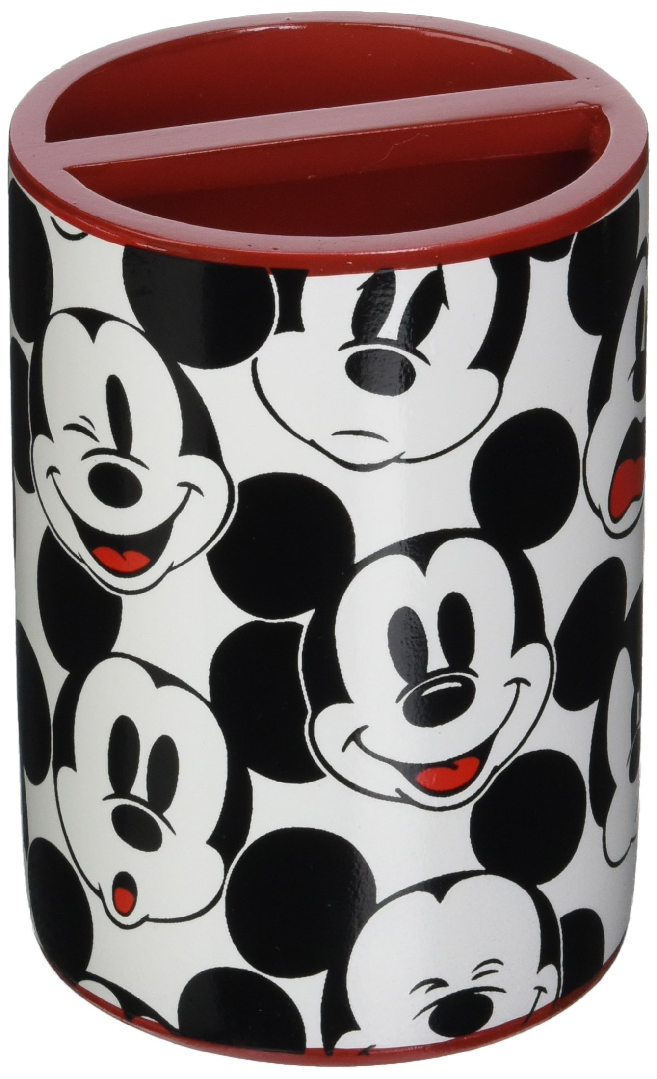 Disney Mickey Mouse Big Face Mickey Toothbrush Holder by Jay Franco