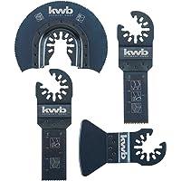KWB 708800 Multitool-set, 4-delig