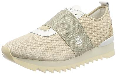 Marc O' Polo Sneaker 80114413501103, Baskets Femme, (Sand 715), 37 EU