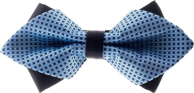 Kids Bowties Formal Wear Kids Diamond-Tip Bow Ties Childs Bow Ties Boys Diamond-Tip Bow Ties Young Boys Bowties Baby Bow Ties