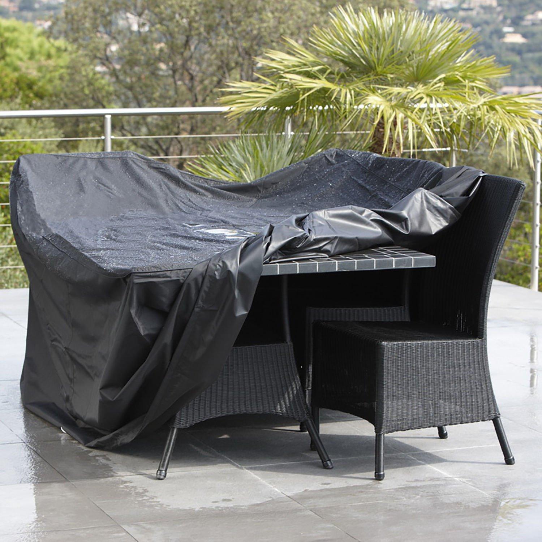 Xiliy Couverture de haute qualit/é pour meubles de jardin pour Chaises et Couverture /Étanche( 200 x 160 x 70 cm)