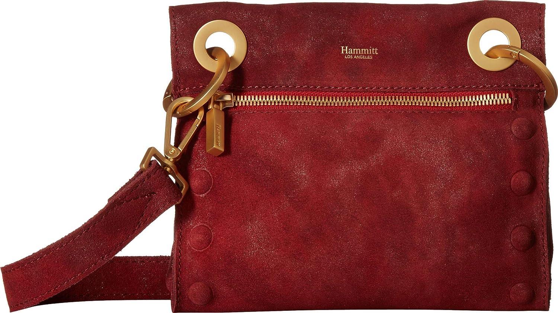 3d5cdd0de5 Hammitt Women s Tony Embossed Brick House One Size  Handbags  Amazon.com