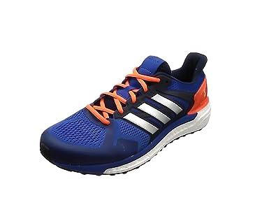 adidas Men's Supernova St M Fitness Shoes, (Reauni/Plamet
