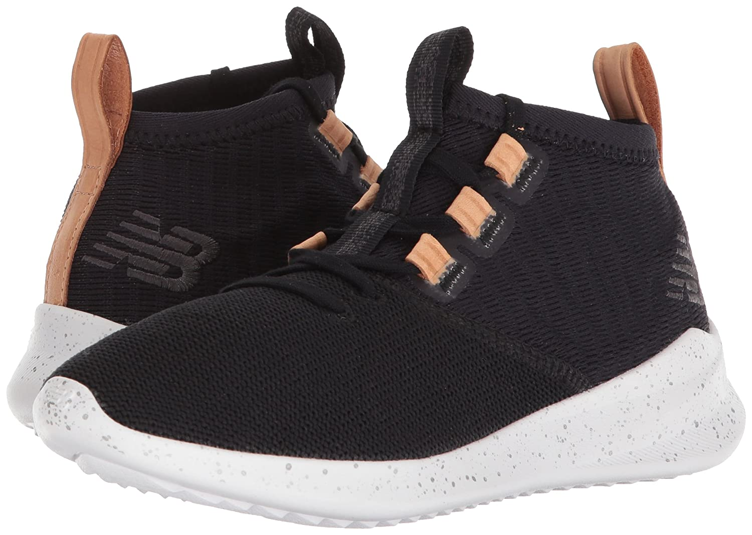 New Balance Shoe Women's Cypher V1 Running Shoe Balance B0751Q8TM5 8 B(M) US|Black/Veg Tan Leather 8e2a03