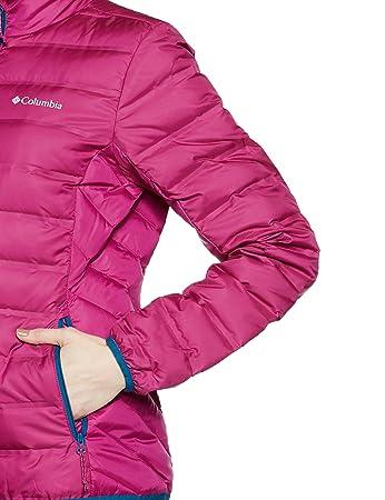 Amazon.com: Columbia Womens Lake 22 Jacket Deep Blush ...