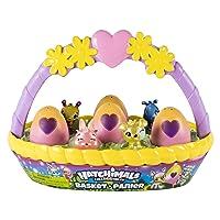 Hatchimals with 6 CollEGGtibles Basket Deals