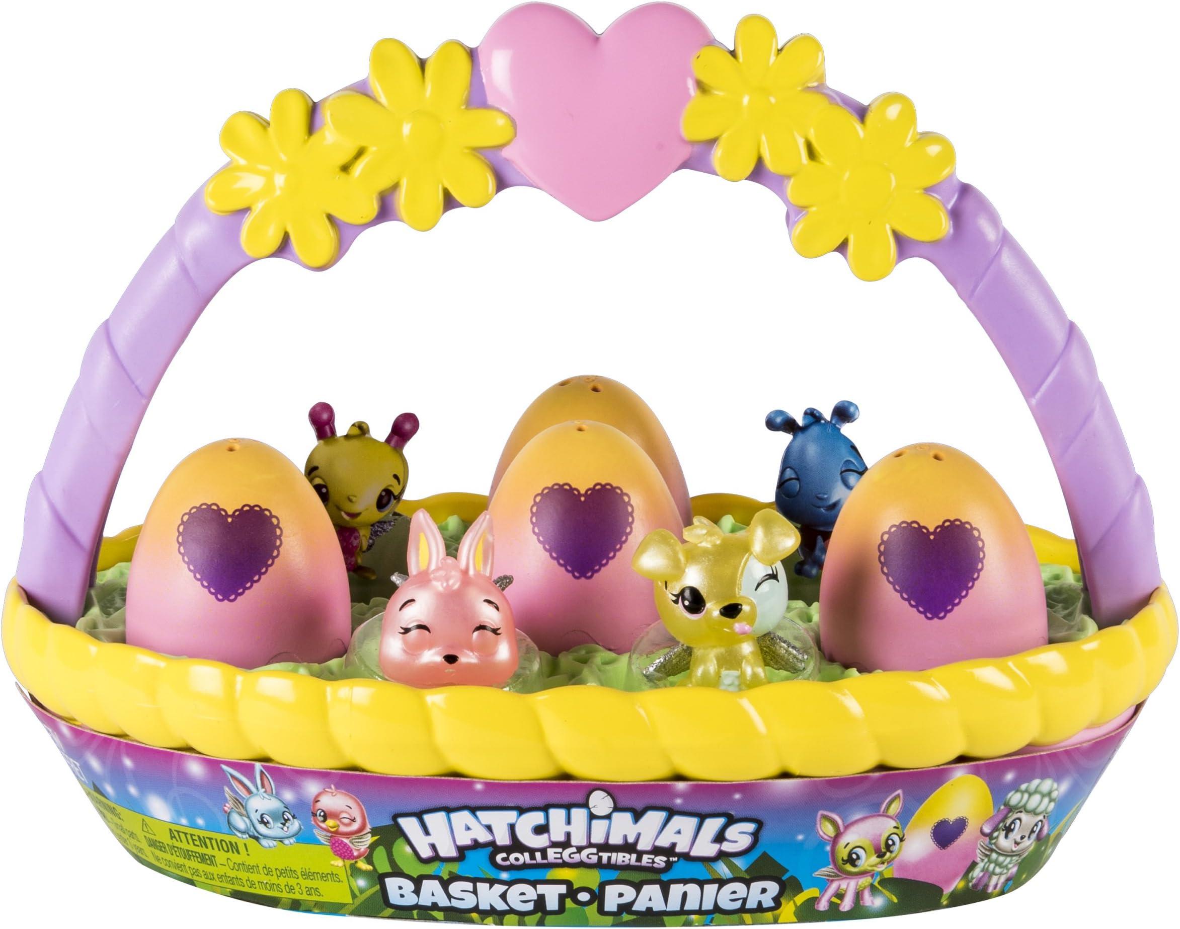 Hatchimals CollEGGtibles Easter Basket with 6 Hatchimals CollEGGtibles  sc 1 st  Amazon.com & Shop Amazon.com | Gift Baskets