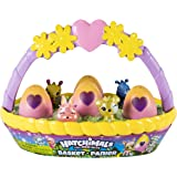 Hatchimals CollEGGtibles Basket with 6 Hatchimals CollEGGtibles, Ages 5 & Up