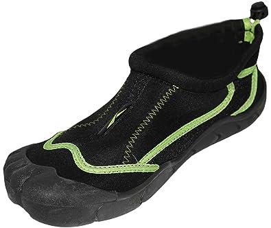 510780f4746 Men's Skeletoe Water Shoes - Comfortable Aqua Socks for Pool, Beach, Lake,  Yoga