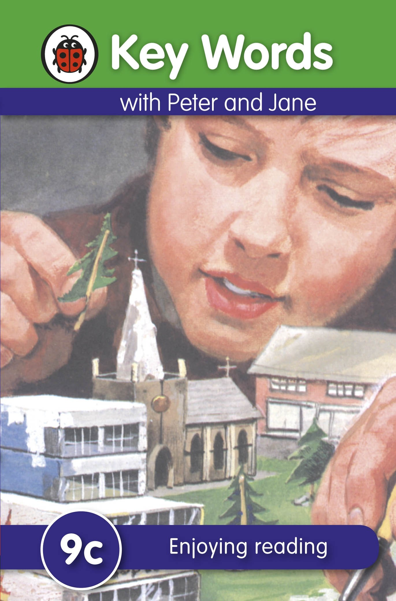 Download Key Words with Peter and Jane #9 Enjoying Reading Series C pdf
