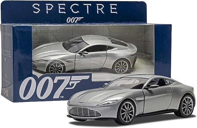 Amazon Com Corgi Cc08001 James Bond Aston Martin Db10 Spectre 1 36 Scale Diecast Car Toys Games