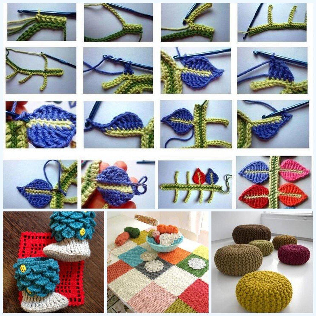 ELINKA Crochet Hooks Mixed Aluminum Handle Knitting Knit Needles Sewing Tools Full Set Knit Gauge Scissors Stitch Holders Weave Yarn Set of 51pcs by ELINKA (Image #9)
