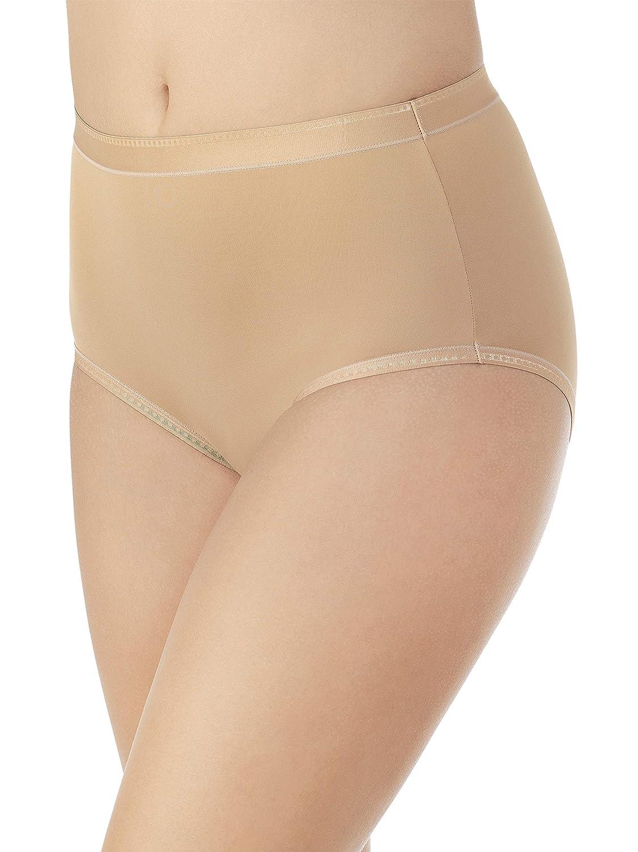 Vanity Fair Womens Standard Comfort X 3 Brief Panty 13163