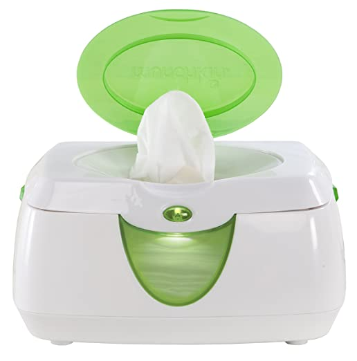 Munchkin Warm Glow Wipe Warm Warmer Review