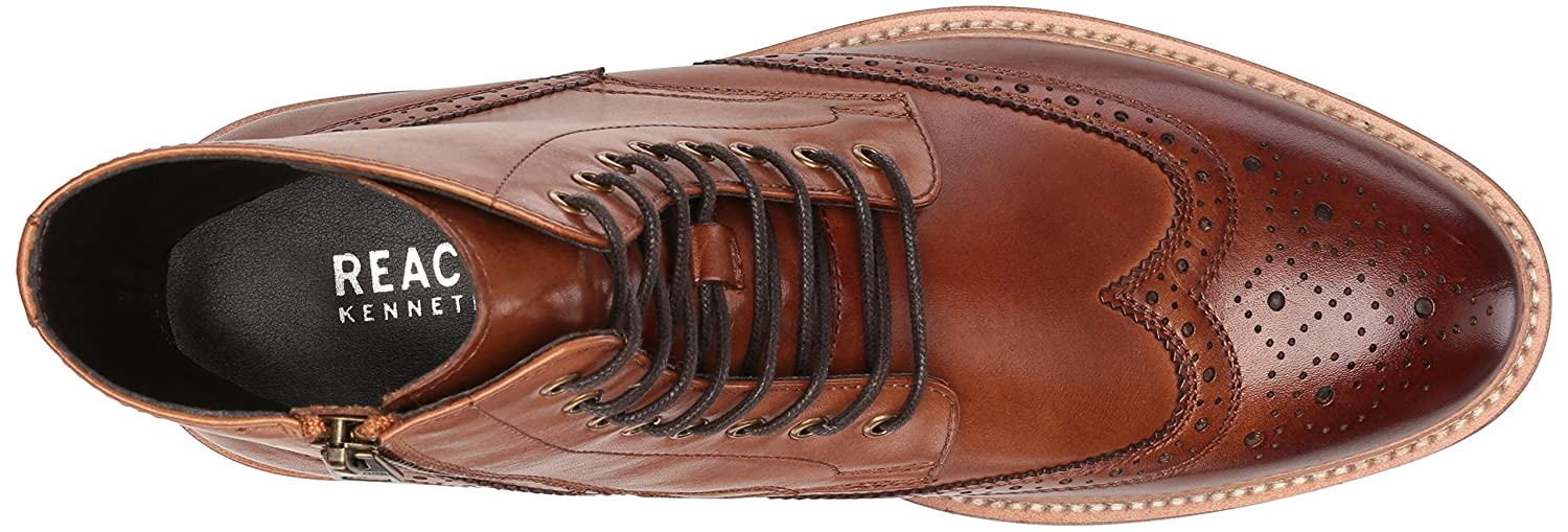 Amazon.com | Kenneth Cole REACTION Mens Design 20635 Combat Boot | Motorcycle & Combat