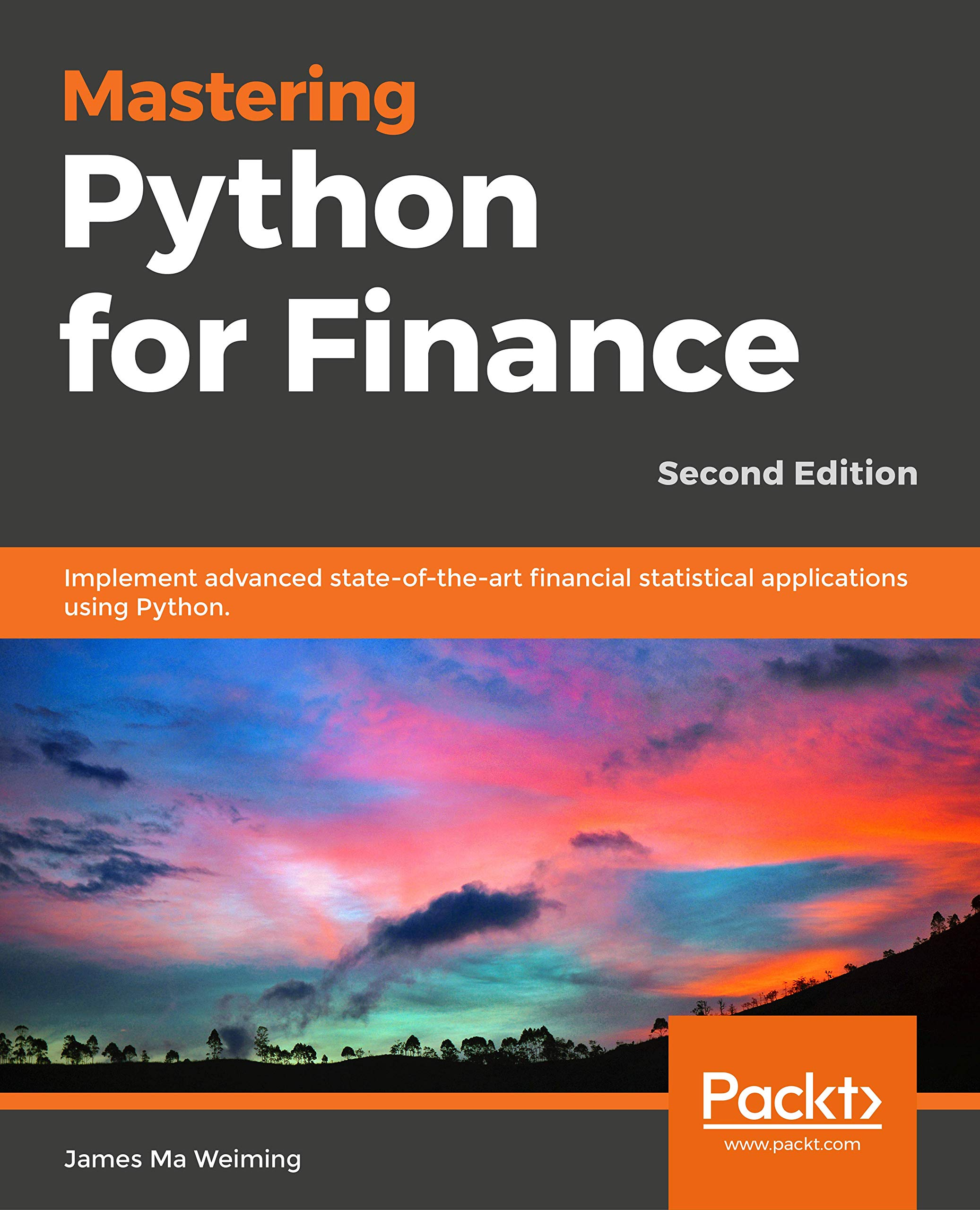 Mastering Python for Finance- Second Edition: Implement