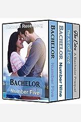 The Bachelor Series: Books 1-4 (The Bachelor Series Boxed Set) Kindle Edition