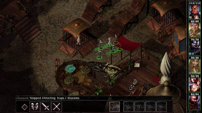 Amazon Com Baldur S Gate Enhanced Edition Playstation 4