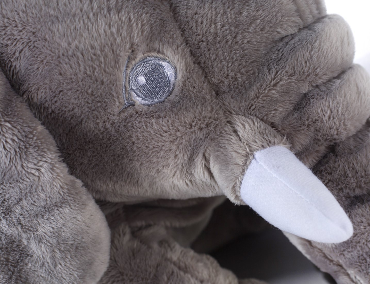 Woneart Baby Pl/üsch Elefant Kissen Weiches Spielzeug Kinder Lendenkissen Pl/üschtiere Geschenke Blue