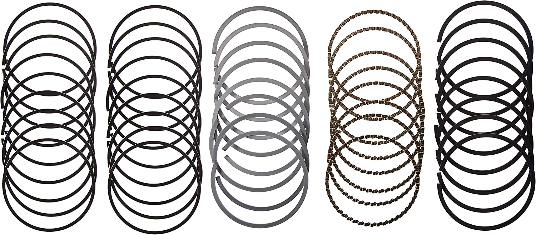 Hastings 2M5170 8-Cylinder Piston Ring Set