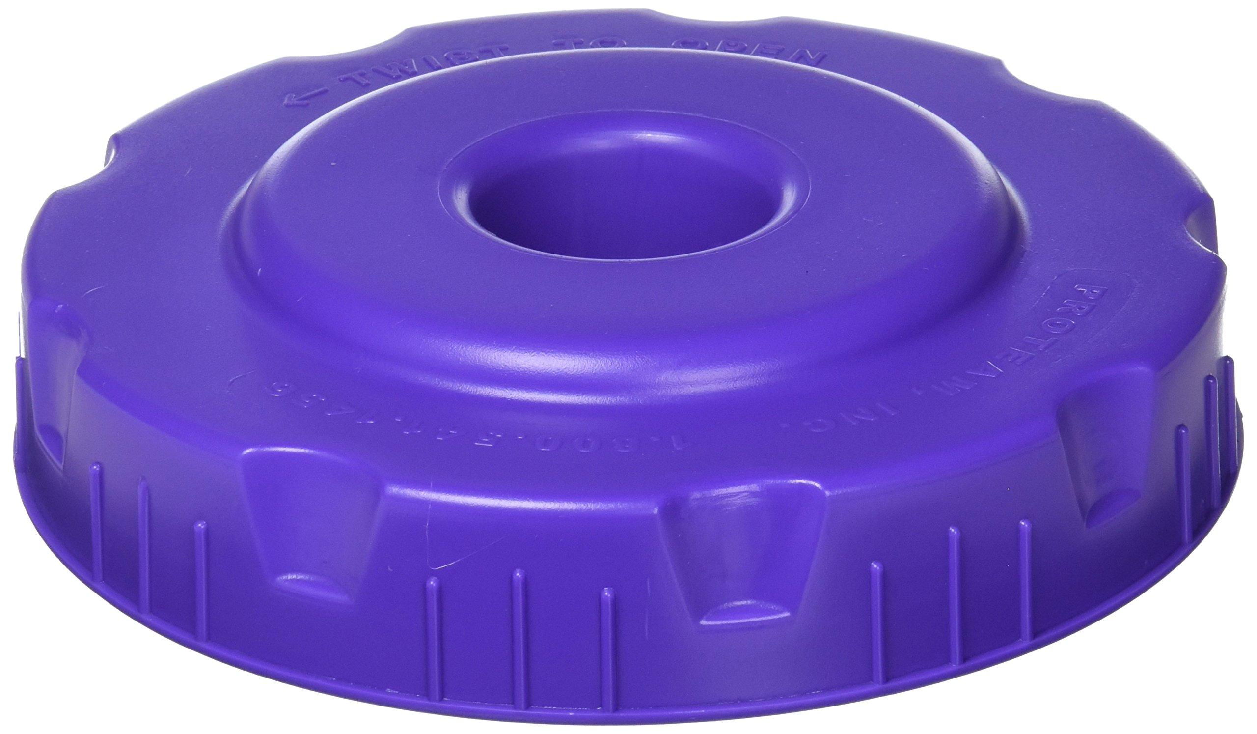 Lid, Twist Cap Purple Sqv100 Super QuarterVac
