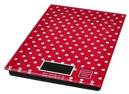 Team-Kalorik-Group TKG EKS 1001 RWD - Báscula de cocina (5 kg