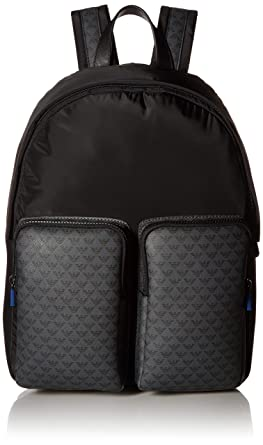 Image Unavailable. Image not available for. Color  Emporio Armani Backpack  ... fc908a7323