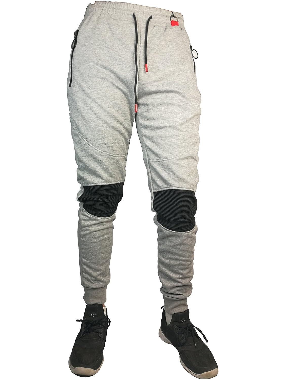 Pantalón hombre deportivo chandal (XXL, Gris): Amazon.es: Ropa y ...