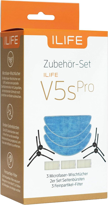 Wischtuch Halterung Mit Wischtuch Für ILIFE V5S V5s Pro V5 V3s V3S PRO V50 Kit