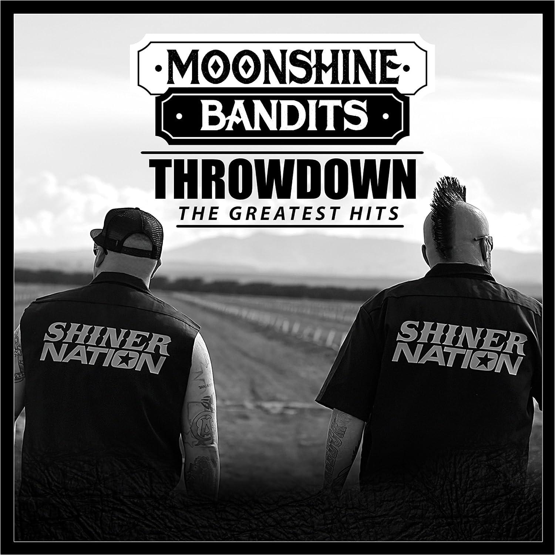 moonshine bandits throwdown