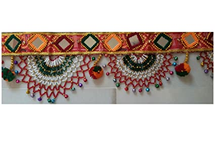 c94a52b4e Buy Varni Creation Diwali Decoration-Traditional Toran For Door - 37