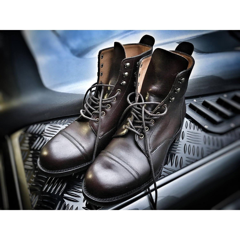 Herring Herring Burghley - Zapatos de cordones para hombre marrón marrón, color marrón, talla 39.5