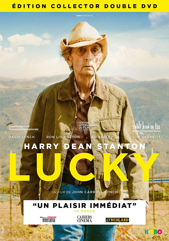 Lucky [Francia] [DVD]: Amazon.es: Harry Dean Stanton, David ...