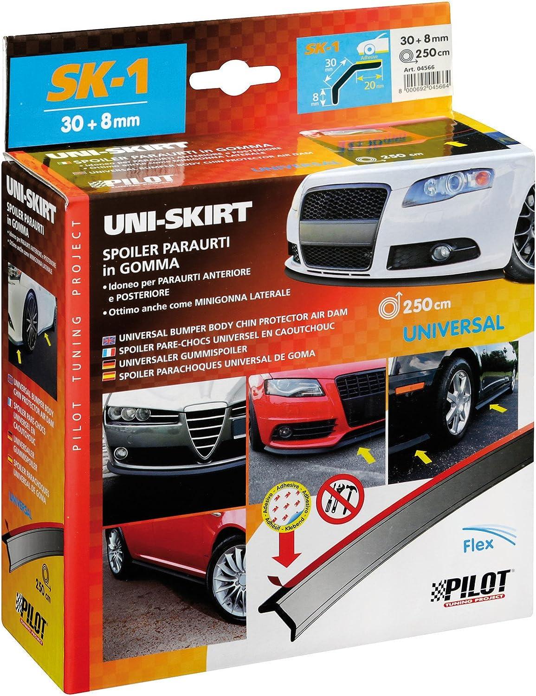 1 Universal Spoiler Rubber//MINISKIRT X1 Lampa 04566 Skirt Uni-SK