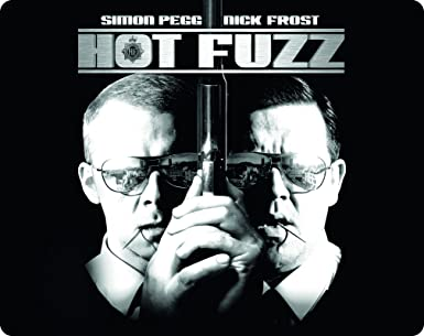 Hot Fuzz (Steelbook)[Blu-ray] [2007]: Amazon.co.uk: Nick Frost ...