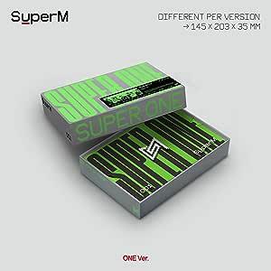 SuperM The 1st Album 'Super One'